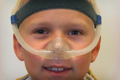 Pediatric masks