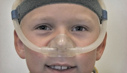 Children's nasal mask